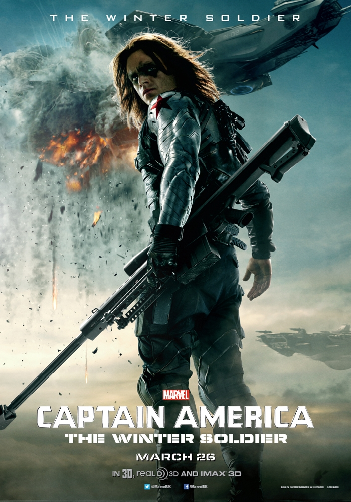 Captain America March 2014 - http://actingnetworks.com/ The Film TV Ads Drama and Entertainment Industry Creative People's Web Portal