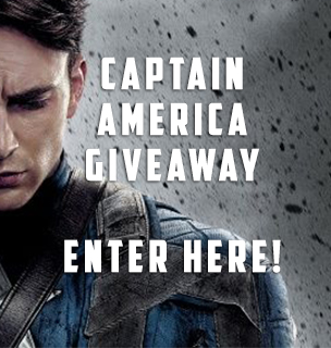Captain America Giveway